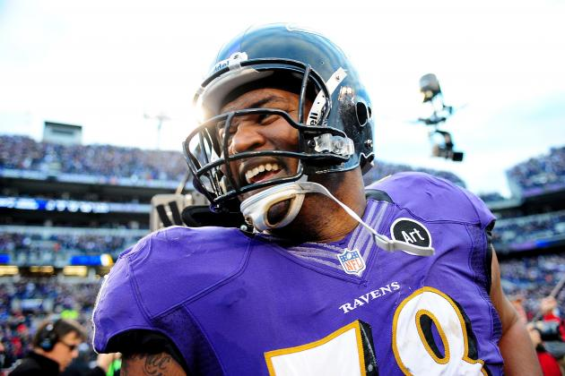 Bryant McKinnie Traded from Baltimore Ravens to Miami Dolphins