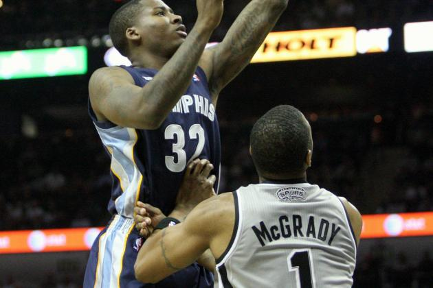 Report: Ed Davis, Grizzlies Discussing Contract Extension