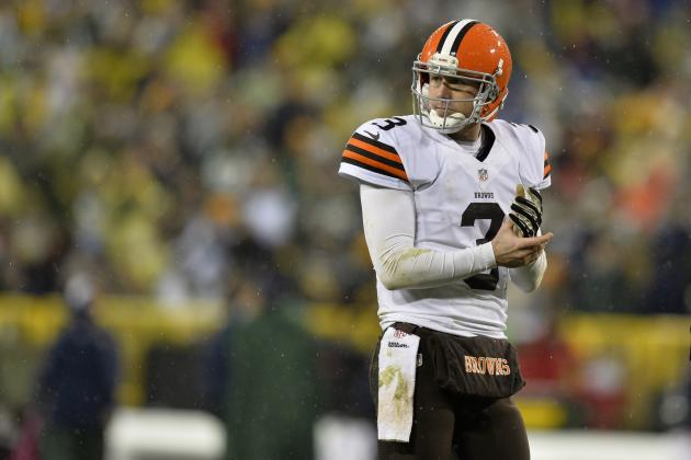 Why It's Time the Cleveland Browns Move on from Brandon Weeden