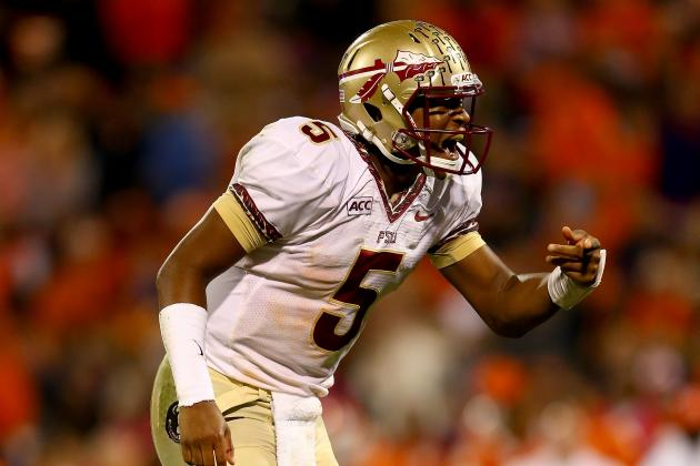 Jameis Winston Earns Multiple Player of the Week Honors for Big Win over Clemson