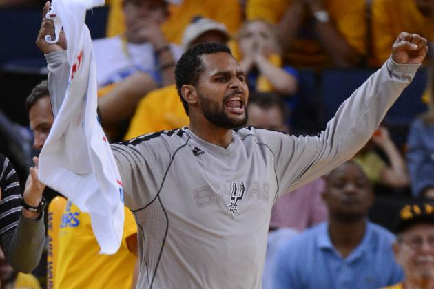 Why Patty Mills Should Be the Spurs Backup Point Guard