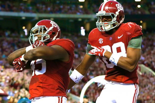 BCS Rankings 2013: Alabama Looks so Unbeatable, It's Almost Boring