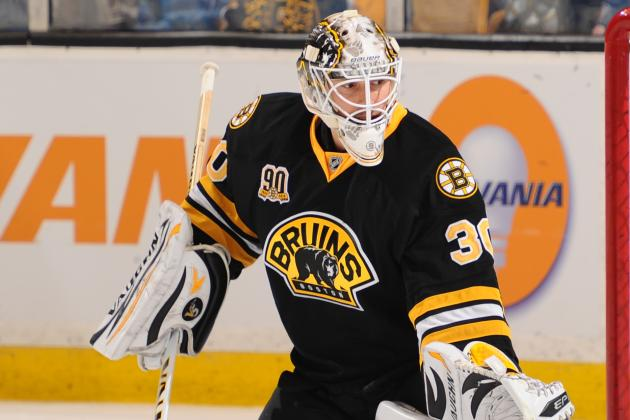 Johnson May Get First Start in Net vs. Sabres