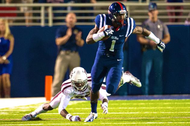 Everything You Need to Know About Ole Miss Freshman Superstar Laquon Treadwell