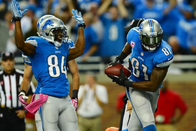 Schwartz: 'He Wasn't Calvin Johnson Yesterday, He Was Megatron.'