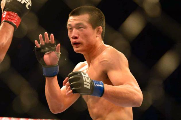 Korean Zombie to Dana White: 'Rising Sun' Gear Cannot Be Worn by UFC Fighters