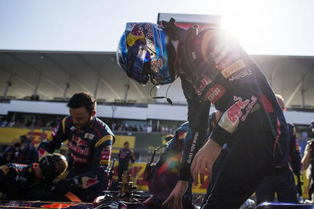 Twitter / BBCSport: F1 team Toro Rosso announce ...