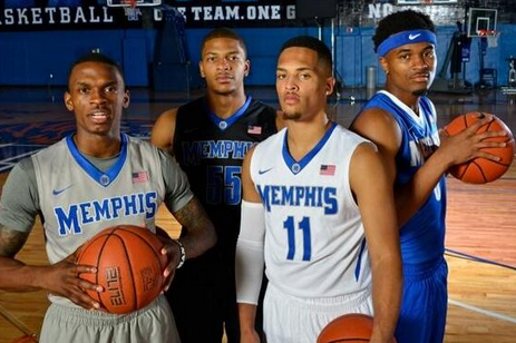 Photos: Memphis Reveals New Nike Hyper Elite Basketball Uniforms
