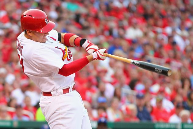Allen Craig at DH Could Be World Series Game-Changer for St. Louis Cardinals