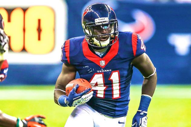 Cierre Wood, 2 More Houston Texans Waived After Violating Team Rules at Hotel