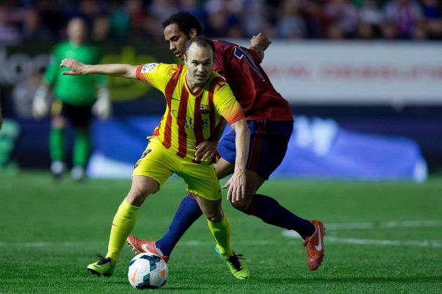 Why Andres Iniesta Needs to Stay at Barcelona for the Long Term