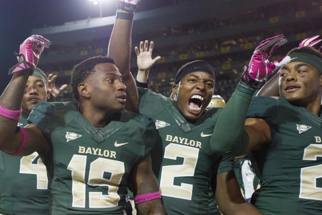 Enjoy It While It Lasts, Baylor Fans, Here's Why the Bears Won't Go Undefeated