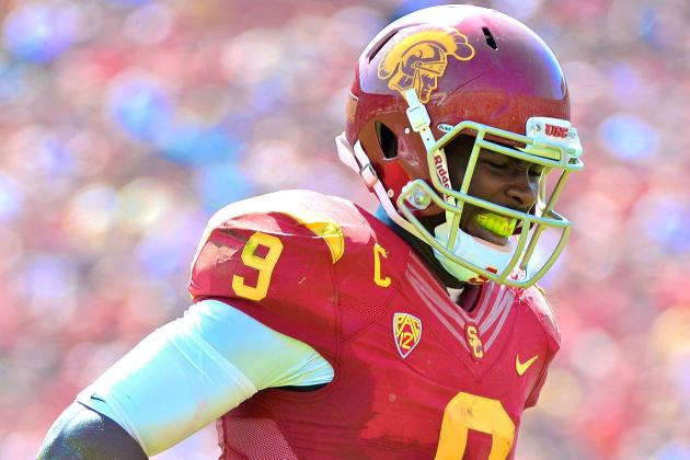 Should USC Wide Receiver Marqise Lee Throw in the Towel on the Season?