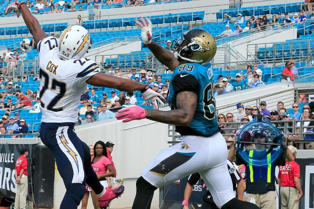 Jaguars Notebook: Marcedes Lewis Makes It Through Game with No Setbacks