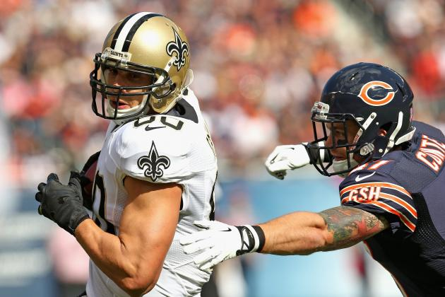 New Orleans Saints: The Importance of Signing Jimmy Graham to a New Contract