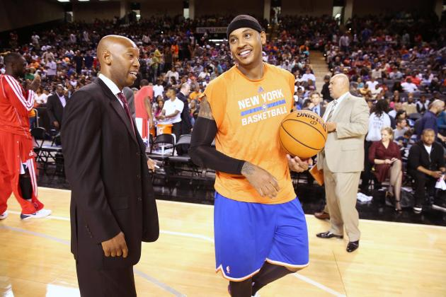 Carmelo Anthony's 2014 Free Agency: Why the Lakers Are Not a Fit