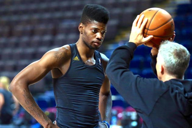 Nerlens Noel Injury: Updates on Sixers Rookie's Knee, Potential Return Date