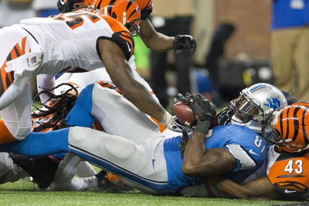 Inside Calvin Johnson's Incredible 50-Yard TD Catch