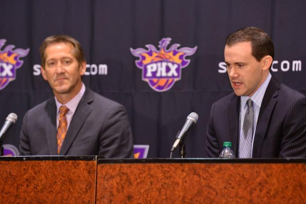 Phoenix Suns Staring Down Roster, Contract Decisions