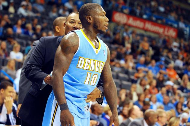 Nate Robinson Fined $10,000 for Altercation with Thunder Center Steven Adams