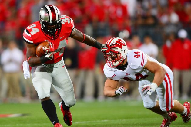 Penn State vs. Ohio State: Who Is Responsible for Containing Carlos Hyde?