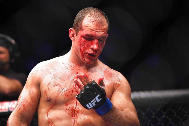 Junior Dos Santos Reportedly Doesn't Remember Most of Fight vs. Cain Velasquez