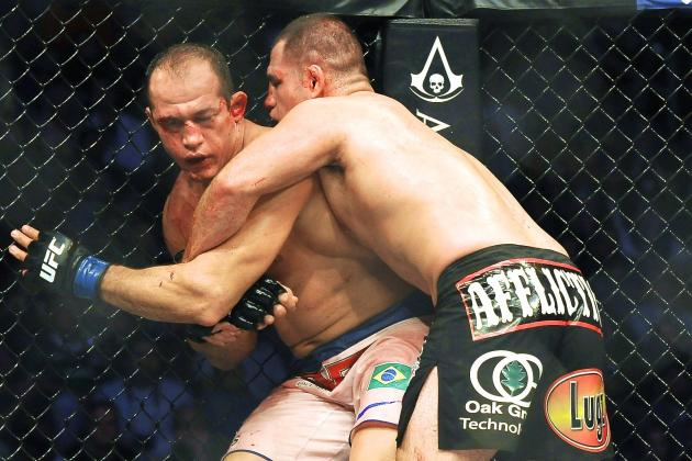Defending the Crown: Cain Velasquez Overwhelms an Improved but Predictable JDS