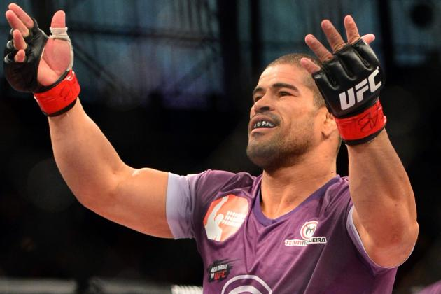 Rousimar Palhares Finally Admits Holding Heel Hook 'too Long' in Submission Win