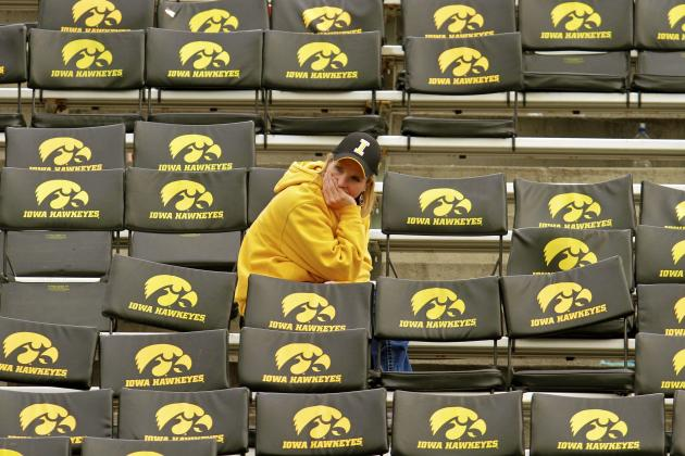 Fans Can Buy Tickets to Iowa-Purdue Football Game for 50 Cents
