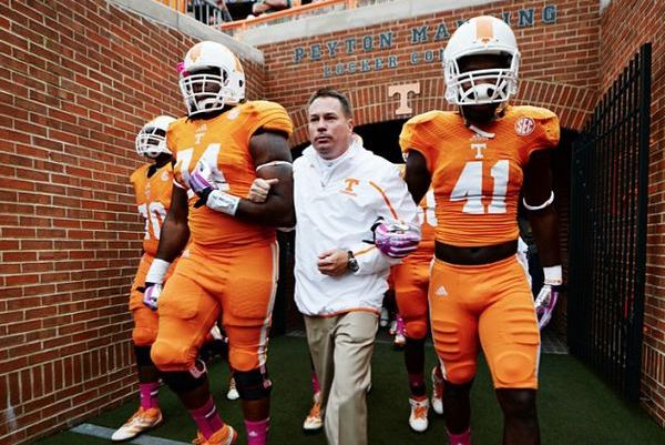 Tennessee Football: Coaching the Reason for Volunteers' Turnaround