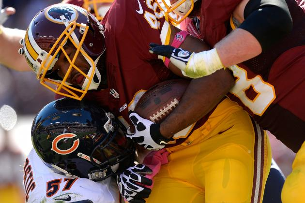 Why Running Back by Committee Is Best for Washington Redskins
