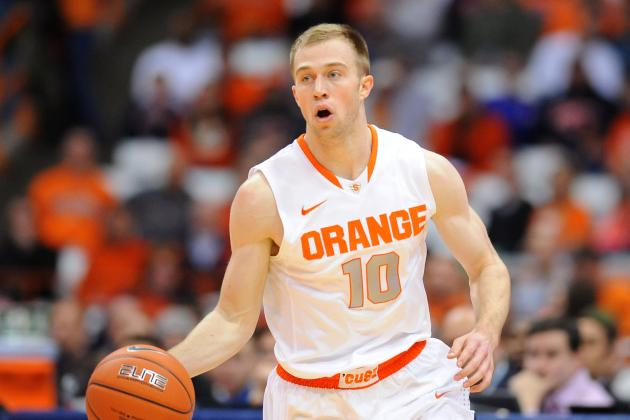 Syracuse Basketball: Will Trevor Cooney Be a 3-Point Threat in 2013-14?