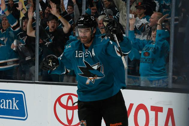 Should San Jose Sharks Fans Buy or Sell Patrick Marleau's Hot Start in 2013-14?