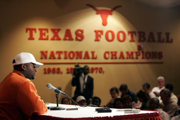 Texas Football: How Long Until Texas Is a National Title Contender Again?