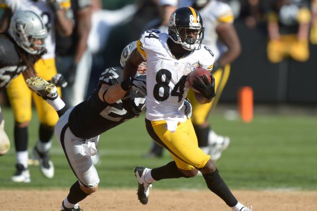 Pittsburgh Steelers: What You Need to Know Heading into Week 8