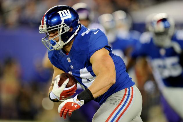 Peyton Hillis' Instant Fantasy Reaction After Week 7