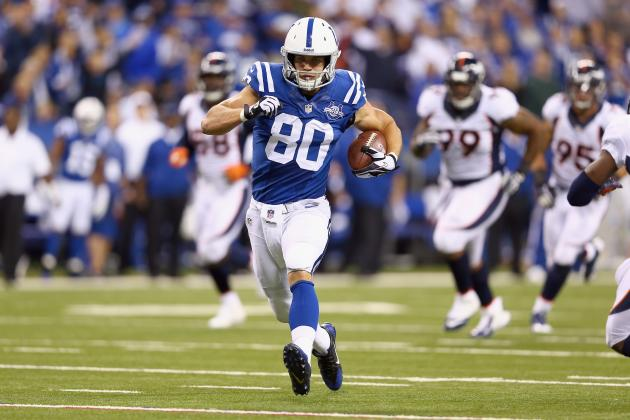 Why the Colts Need to Get Coby Fleener More Involved in the Offense