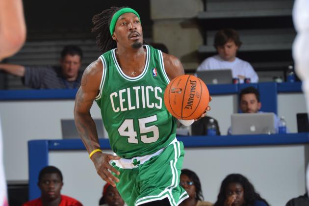 Gerald Wallace Already Calling out His Celtics Teammates' Lack of Effort