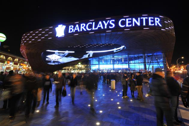 Report: Barclays Center Not Making Nearly as Much Money as Expected