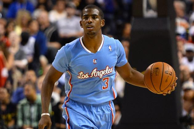 Chris Paul Envisions Retiring Early to Spend Time with His Children
