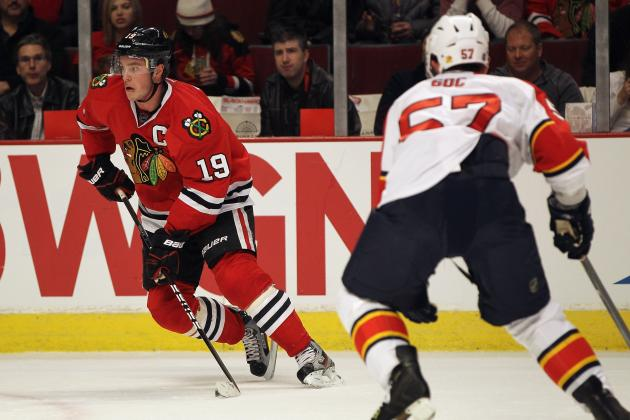 Chicago Blackhawks: Florida Panthers Gunning for the Defending Champs