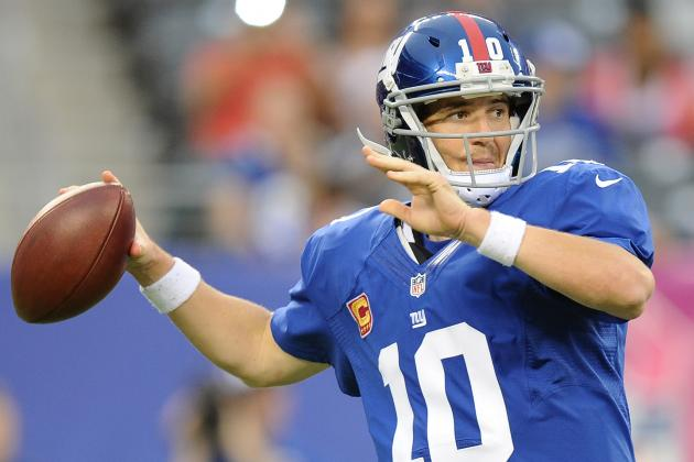 Vikings vs. Giants: Live Grades and Analysis for New York