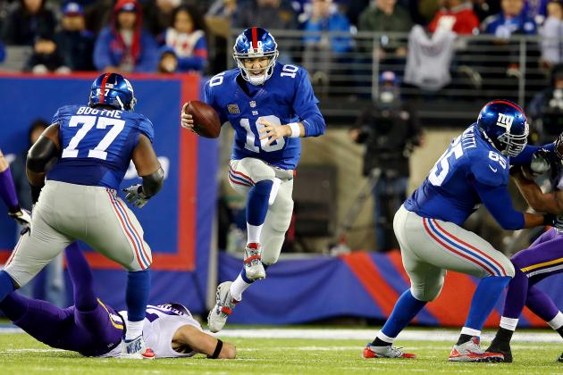 Vikings vs. Giants: Live Scores, Highlights and Analysis