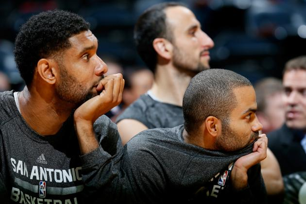 Grantland: Why San Antonio Will Be Back in the NBA Finals