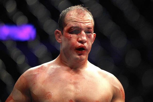 Junior Dos Santos Fighting 'Out on His Feet' Gives Us Pause...But Then What?