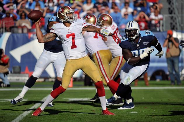 Colin Kaepernick Has Plenty of Time to Turn Around Slow Start to Season