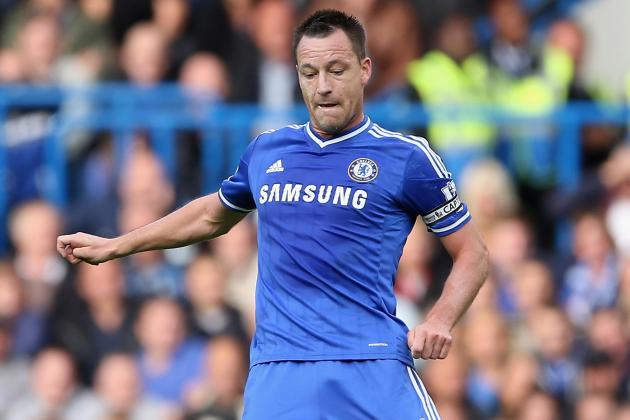 John Terry Discusses Latest Status on New Chelsea Contract