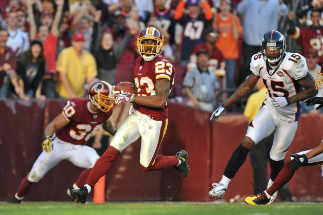 Washington Redskins: What You Need to Know Heading into Week 8