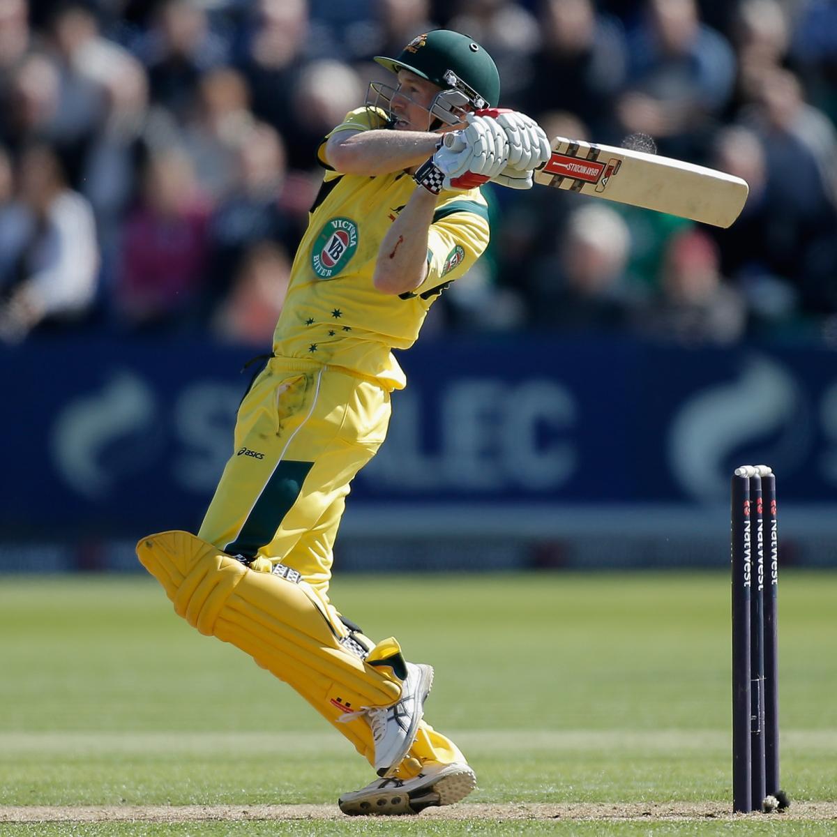 India Vs. Australia, 4th ODI: Date, Time, Live Stream, TV