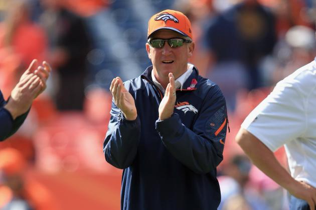 Denver Broncos: What You Need to Know Heading into Week 8